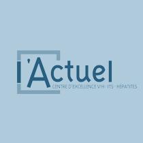 Logo Clinique l'Actuel - Cente d'excellence ITS-Hépatites