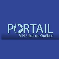 Logo Portail VIH/SIDA du Québec
